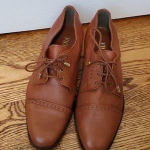Beautiful Brown Oxfords